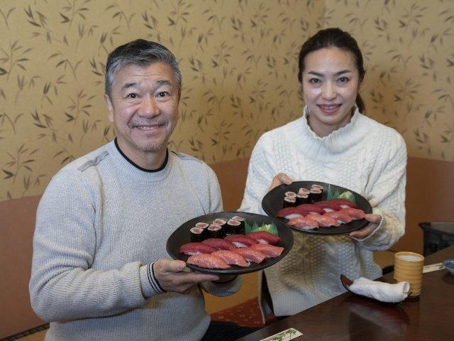 『ラ・ベットラ』落合シェフと行く! 大間まぐろの寿司など本州最果て「冬の下北半島」絶品グルメ旅