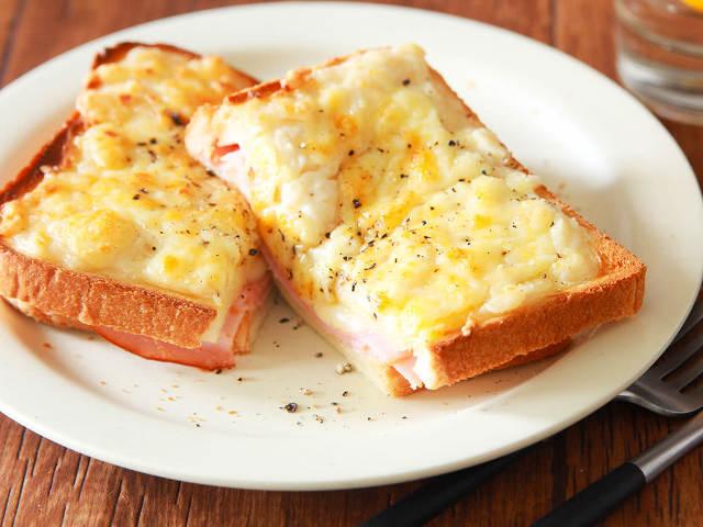 チーズ好きにはたまらない!とろ~り濃厚な「クロックムッシュ」を最高においしく作る方法【簡単レシピ】