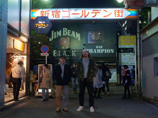 最強レモンサワー酒場『The OPEN BOOK』店主が案内する、コワくない新宿ゴールデン街の歩き方