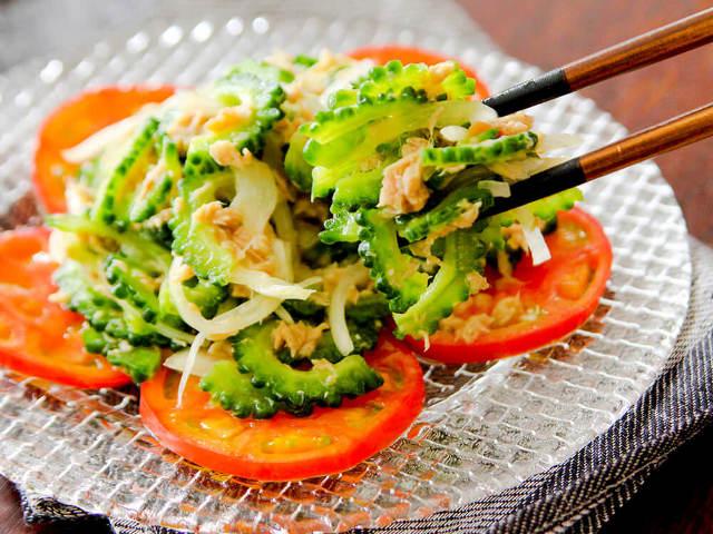 旬の「ゴーヤ」の健康効果がスゴイ! 管理栄養士が夏場のおつまみにオススメするゴーヤの簡単レシピ3選