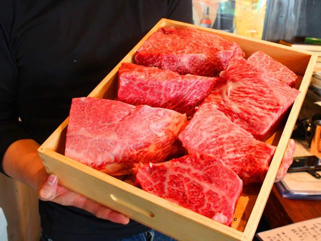【1】肉マニアが愛してやまない二大名店が最強コラボ! 『赤身とホルモン焼き のんき』