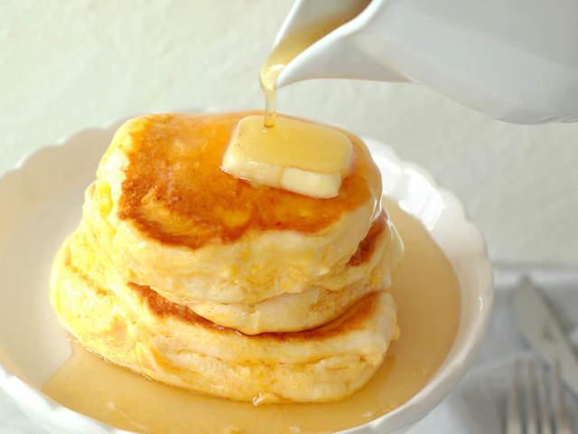 ふわしゅわパンケーキは家でも作れる!「スフレパンケーキ」の