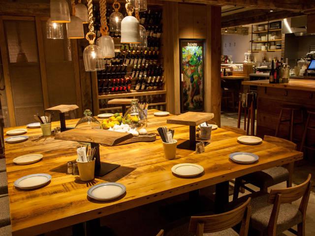 パスタで人気の『ノック』恵比寿店は、こだわりの自家製シャルキュトリーもうまい!