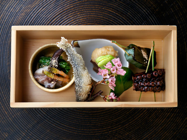 愛媛の日本料理店で唯一のミシュランガイド掲載店がついに東京進出! 日本の四季を尊ぶ『日本料理 和敬』