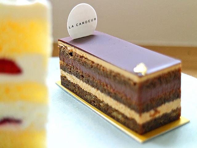 ショコラマニアも納得!濃厚ショコラケーキがクセになる『ロオジエ』出身パティシエの『ラ カンドゥール』
