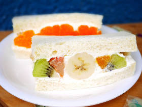 表参道の行列店『パンとエスプレッソと』がフルーツサンドの専門店をオープン! 旬のフルーツを贅沢に堪能