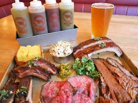 肉をがっつり豪快に味わう! アメリカンBBQとクラフトビールが楽しめる『GOOD BARBEQUE』