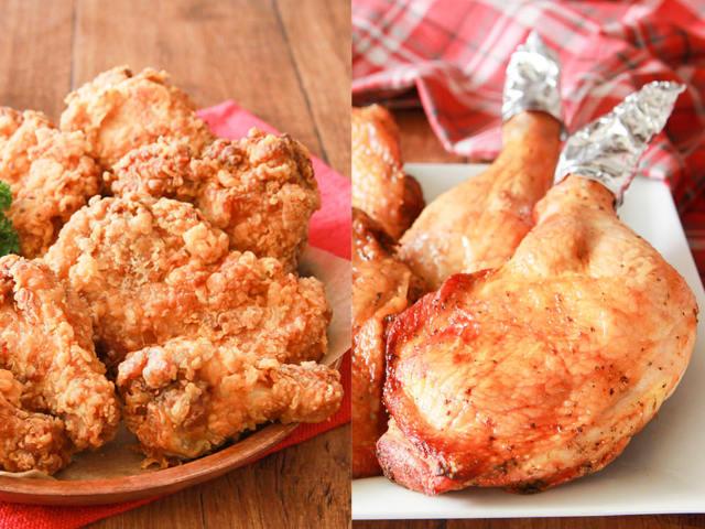 【クリスマスレシピ】あなたはどっち派?「フライドチキン」「ローストチキン」をとびきりおいしく作ろう!