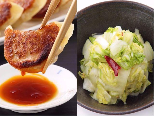 今までの餃子の概念が変わるウマさ! 白菜の浅漬けを使った「浅漬け餃子」のレシピ