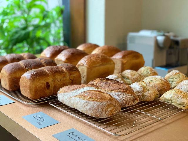 1.【根津】ベーカリー併設! パンまでおいしい創作ビストロ『Cise(チセ)』
