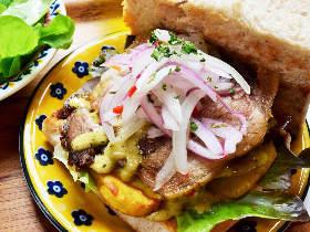美食の国・ペルーの絶品サンドイッチ専門店が、神宮前にランチタイム限定で営業中!
