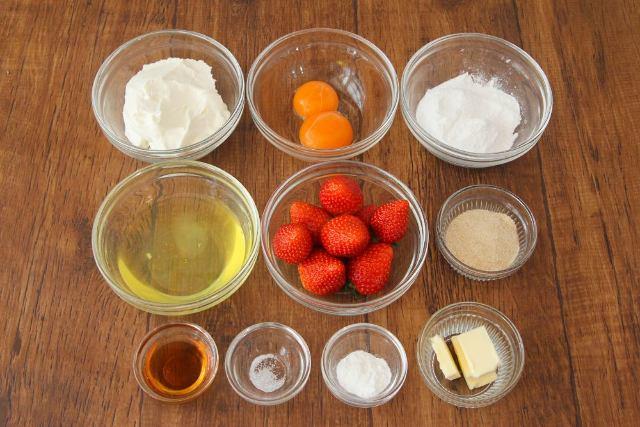 生地とトッピングに、リコッタチーズをダブルでたっぷり使おう! 「リコッタチーズのふわしゅわパンケーキ」