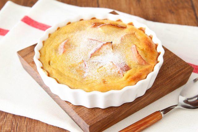 リンゴの甘酸っぱさとコクのあるクリームがマッチ「アップルカスタードクラフティ」