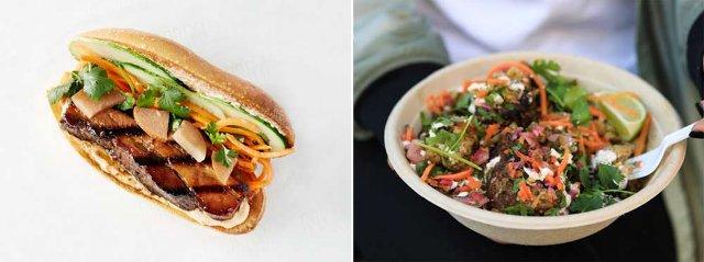 カンボジアのサンドイッチが大人気! たっぷり具材がうれしい『ヌン・パン・キッチン』