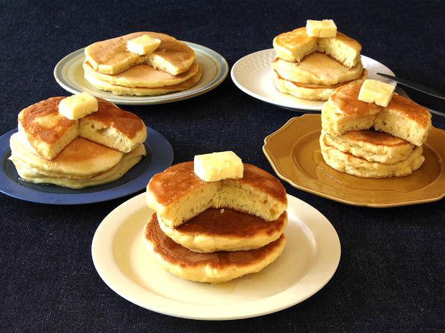 ホット ケーキ ミックス ふわふわ パン ケーキ
