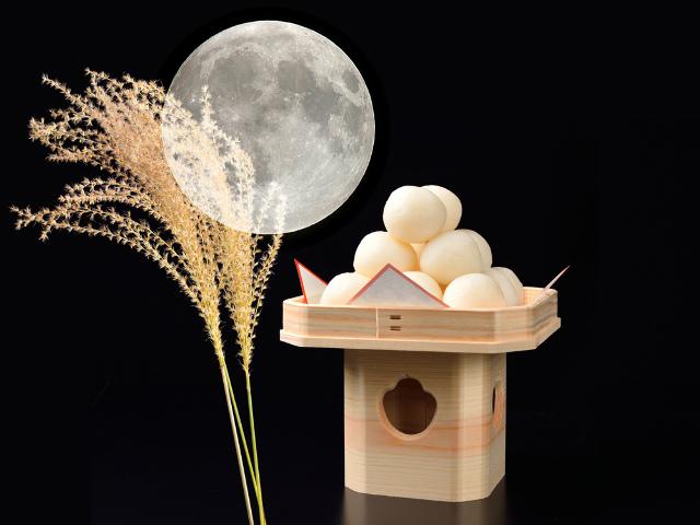 【中秋の名月】「月見団子」の由来や意味って知ってる? 簡単に作れる「お月見団子」レシピ付