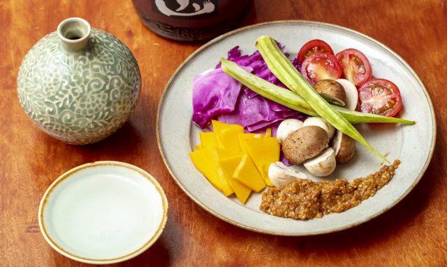 高木さんに教えていただくのは、自家製「新生姜味噌」