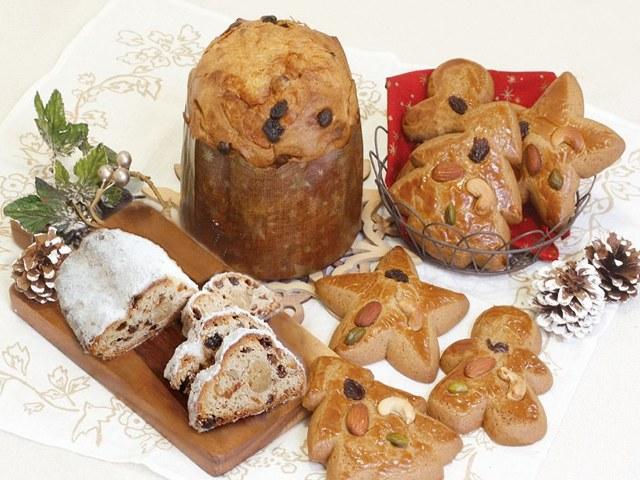 おうちでヨーロッパのクリスマス気分を! 人気ベーカリー『ドンク』がクリスマス菓子フェアを開催