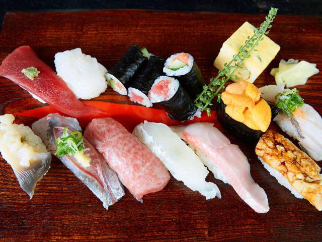 築地市場の超人気寿司店『寿司大』の、おまかせにぎりで一番人気のネタを調べてみた