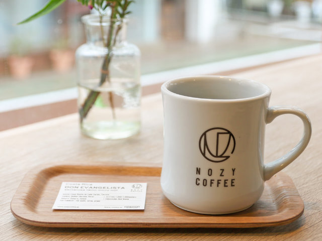本当においしい「コーヒー」の秘密とは? コーヒーが大好きになる、三宿『NOZY COFFEE』