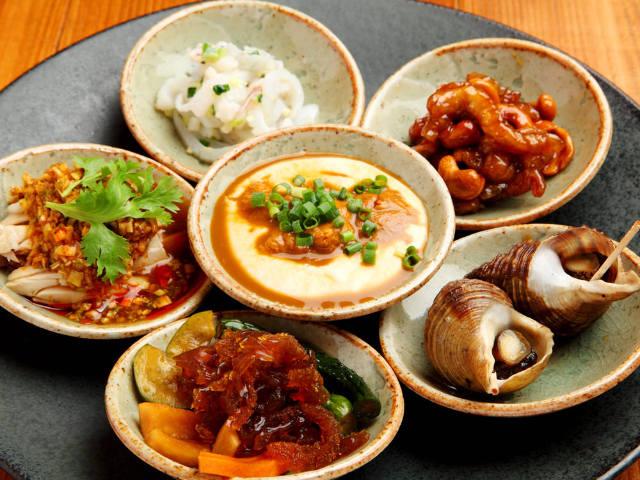 【予約必須】次の飲み会・ディナーに! 絶品中華をオシャレに楽しめる、都内の「中国料理店」6選