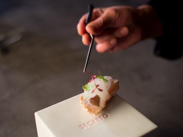 好奇心のすべてを、超え続ける! 最上級「秘密のイノベーティブレストラン」が、神楽坂にオープン