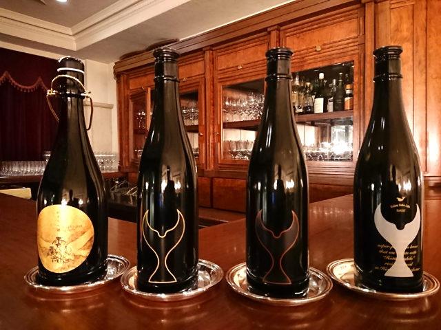 大注目の「ハイエンド日本酒」がこれ! 【酔鯨(すいげい)初の泡からロンドンIWC金賞作品まで】