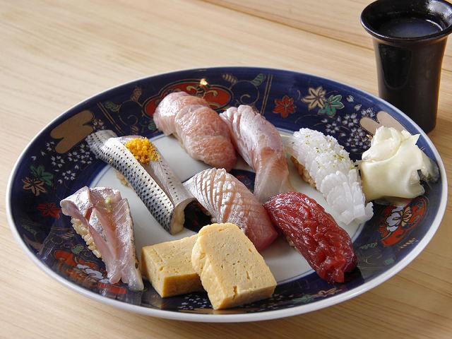 寿司1カン80円から! 渋谷の鮨店『すし光琳』はミシュラン系列のコスパ最強の寿司店だった