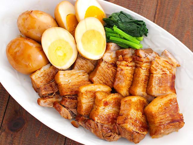 豚 の 角 煮 簡単 レシピ