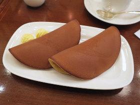 横浜・伊勢佐木町でいただく和風パンケーキは、文明堂の隠れた名物