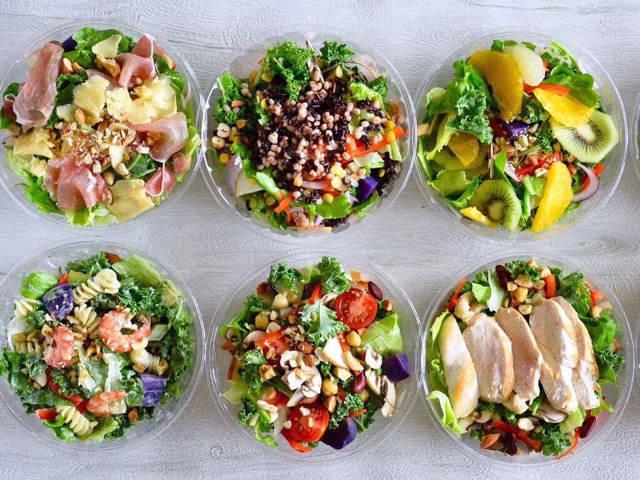 サラダは立派なメインディッシュ! 栄養補給力がハンパじゃない、神楽坂に誕生したパワーサラダ専門店