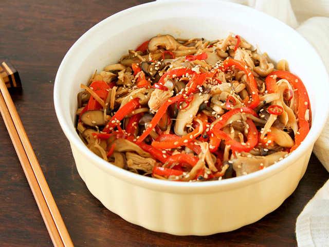 旬のきのこたっぷり!きんぴらや麻婆豆腐など、きのこ尽くしの「常備おかず」レシピ3選【管理栄養士監修】