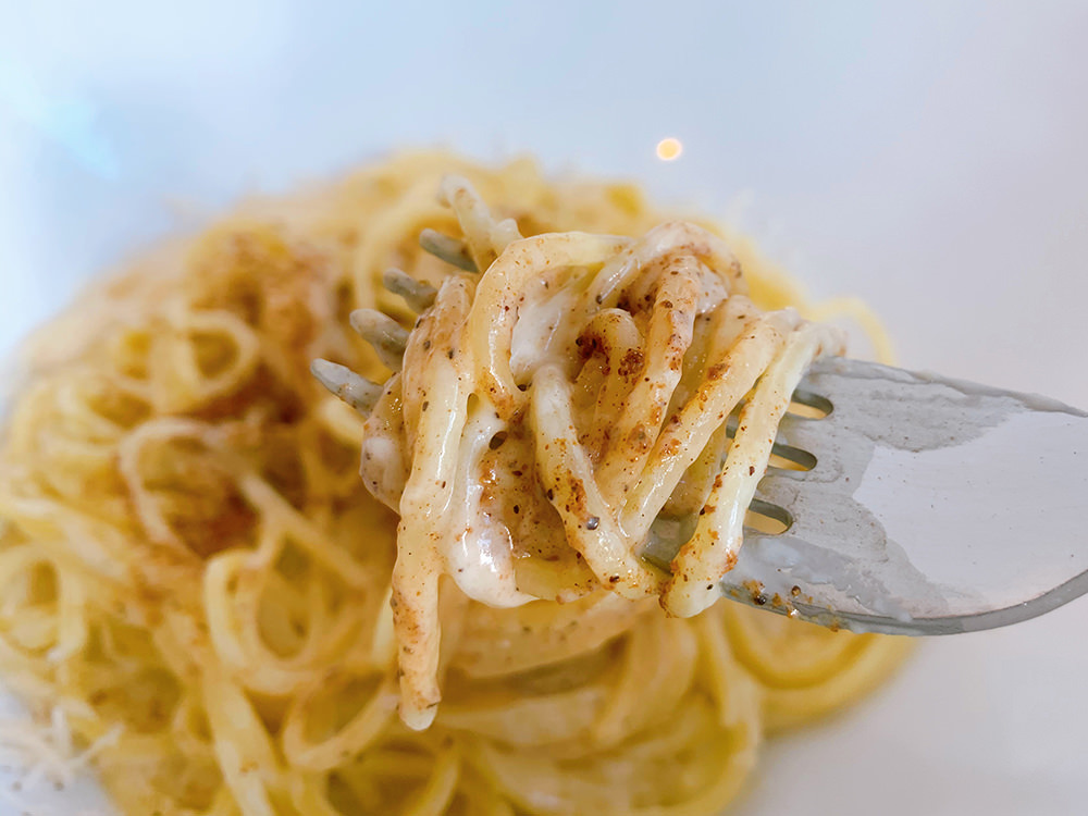 究極の「カルボナーラ」は味変自在!カルボナーラ専門店『白系スパゲッティ』で新しいカルボナーラに出逢う