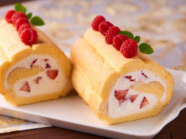 ふんわりしっとりのロールケーキは「卵白の泡立て方」が重要! プロに学ぶ、簡単テクニック満載レシピ