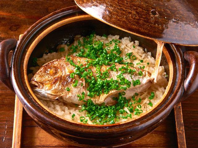 名物「土鍋鯛めし」に箸がとまらない! 至福の和食が味わえる秘密の「会員制割烹」【入会方法伝授】
