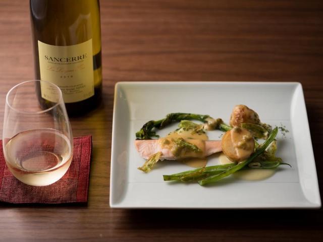名店『青山えさき』のDNA+東北愛+ワイン愛がひとつに。外苑前『日本料理若林』の伸びやかな和食