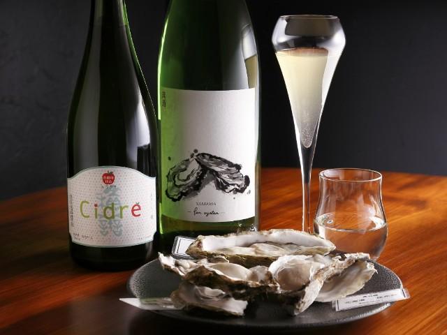 極上の牡蠣と泡酒・日本酒のおいしい隠れ家! 美人アナお気に入りの三軒茶屋『フィレンツェSAKE』