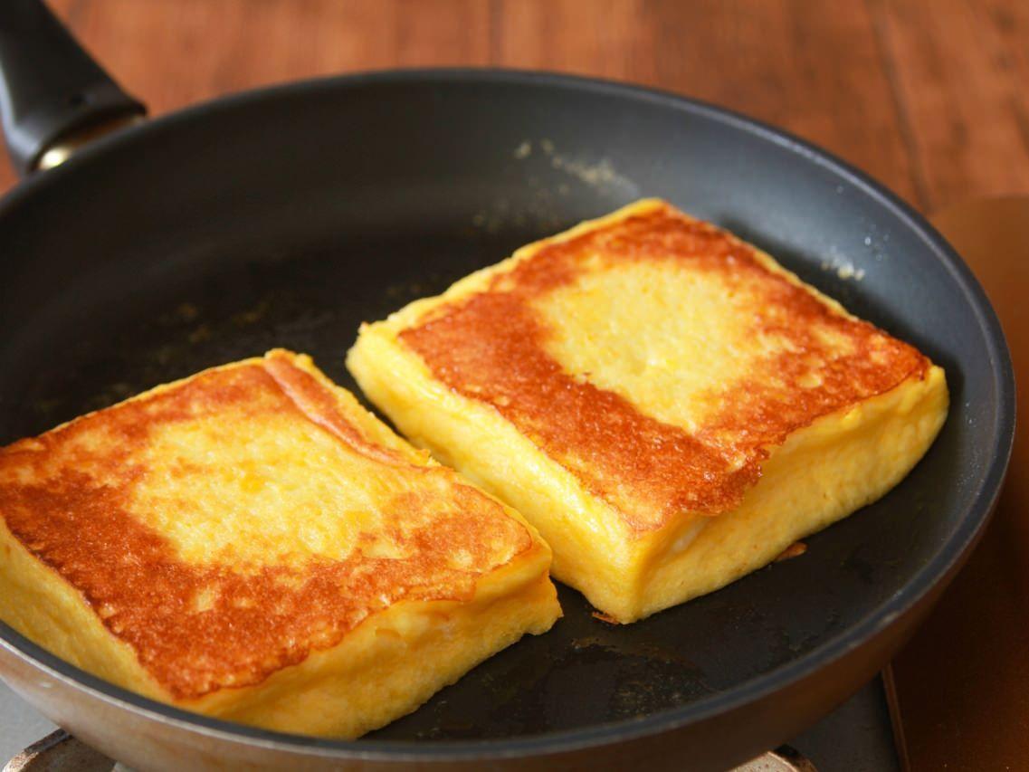 「フレンチトースト」のパーフェクトレシピ! 5つのポイントで究極のしっとりふわふわ仕上げ
