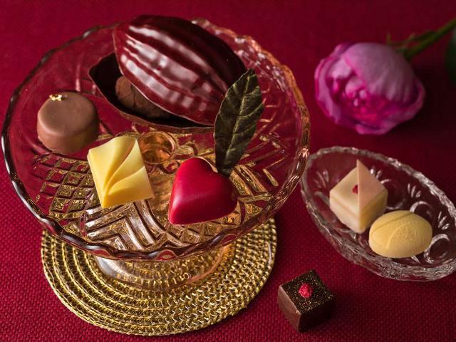 バレンタインまで一カ月! 都内のホテルで買える至極のバレンタインチョコレート6選【2017】