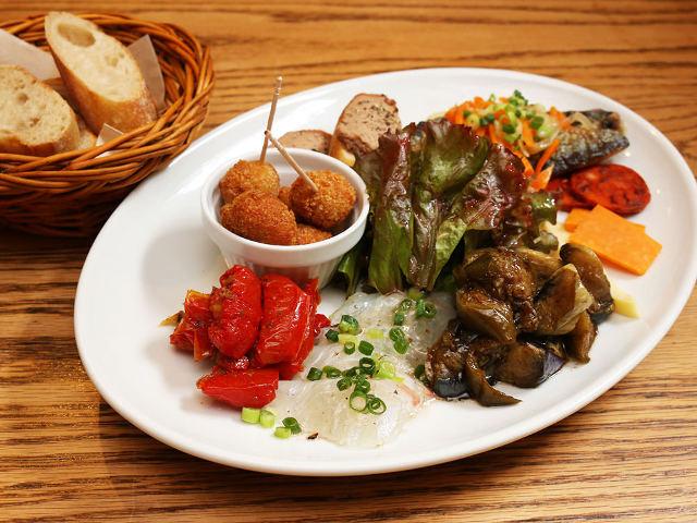 近所の人がうらやましい!優しい料理と心地よい空間に心がほぐれる、愛情ビストロ『デュボワ』【幡ヶ谷】