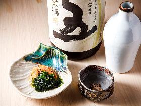 超レアな秘蔵の日本酒も味わえる! 銀座の名店『三ぶん』の姉妹店は酒も料理も割烹レベルのうまさだった