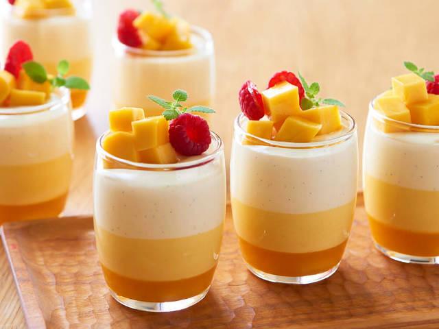 洋菓子のプロ直伝! 夏のおもてなしに必ず喜ばれる、3層が美しい「マンゴーのヴェリーヌ」本格レシピ