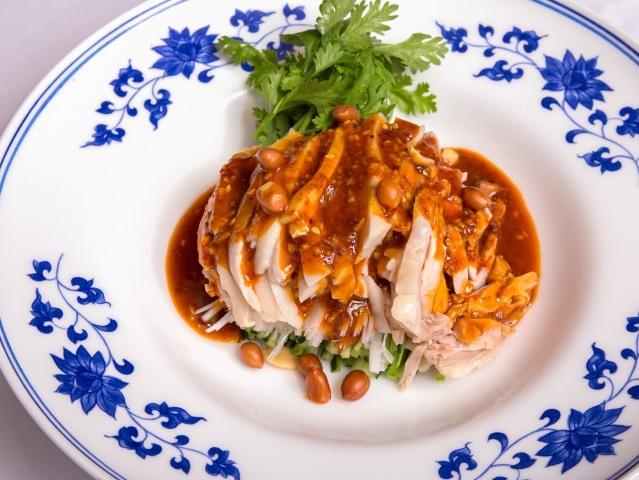 「バンバンジー」の自家製だれと鶏肉の茹で方がわかるレシピ!四川名料理人『ピャオシャン』井桁シェフ直伝