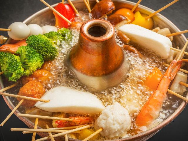 今年の鍋は、女子ウケ抜群の「串しゃぶ」「明太もつ鍋」に注目