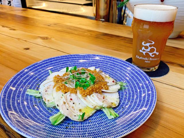 日本食に合う「クラフトビール」! 『暁タップス 銀座』が、他のブルーパブと一線を画する理由