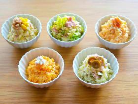 いつもの「ポテサラ」にちょい足しするだけ!ひと手間で劇的においしくなるポテトサラダの絶品アレンジ5選