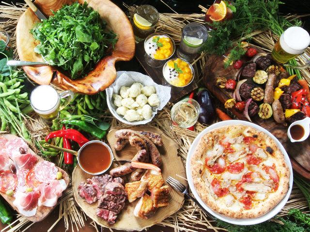 この夏限定! 都内の人気レストランで楽しむ、とびきりオシャレでグルメな「ビアガーデン」4選