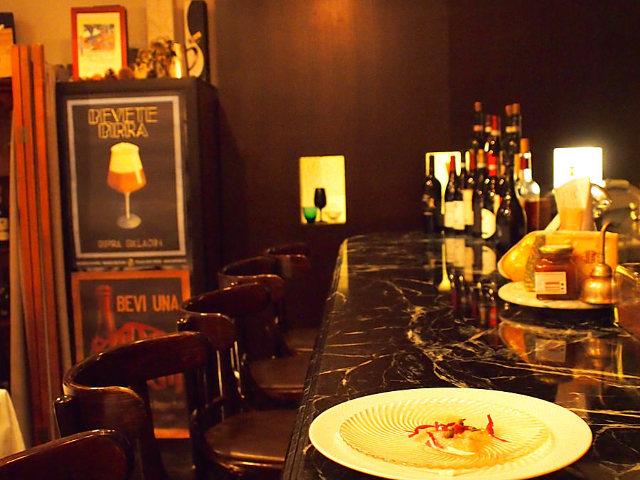 イタリア愛に溢れた千駄ヶ谷のレストランバー、約20年の歴史