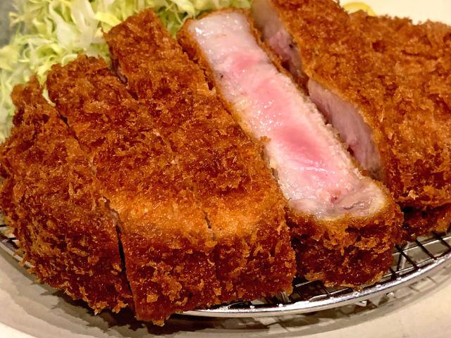 3.【中野】究極の豚肉「林SPFポーク」を使用した『とんかつのり』